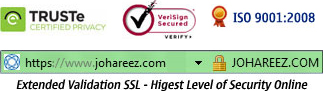 Secure Shopping Johareez.com